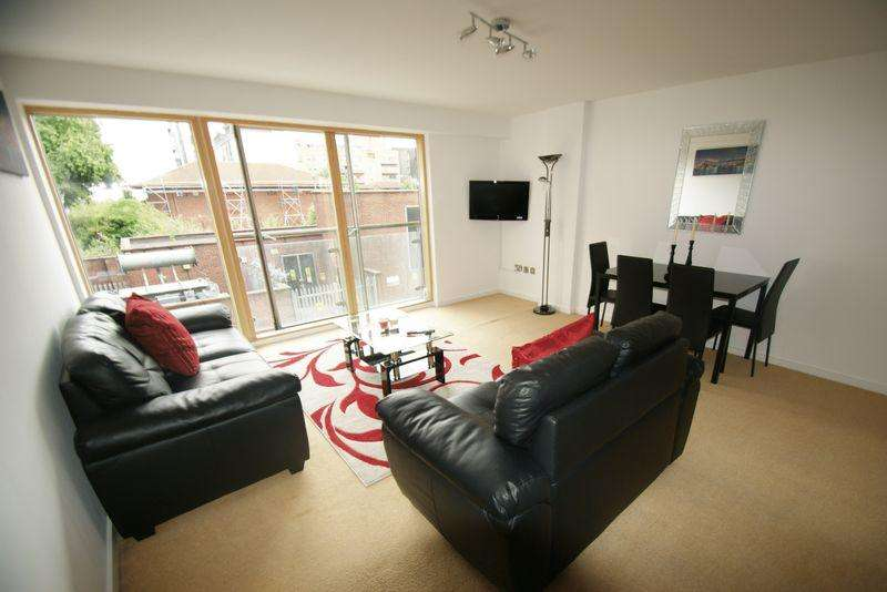 2 Bedrooms Apartment Flat for sale in Henry Street, Liverpool