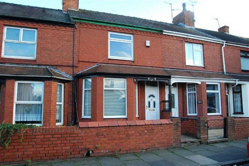 2 Bedrooms Terraced House for sale in Church Street, CH65