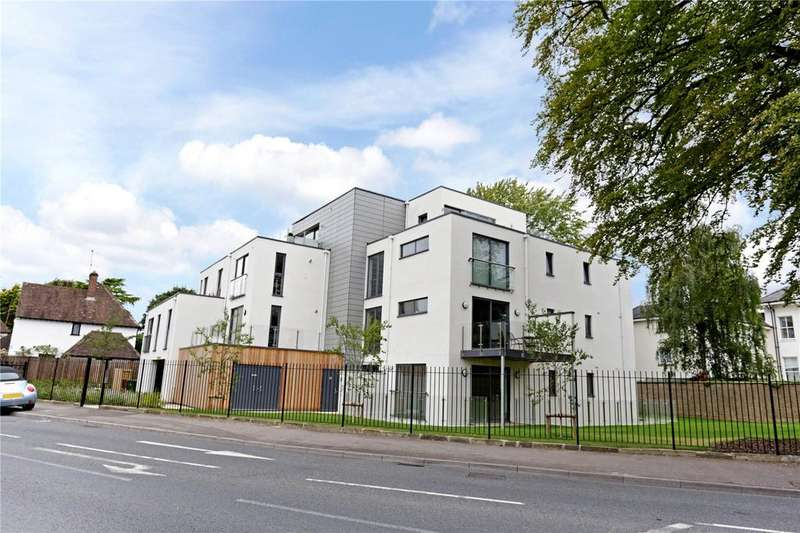2 Bedrooms Flat for sale in The Brook House, 1A Hatherley Road, Cheltenham, Gloucestershire, GL51