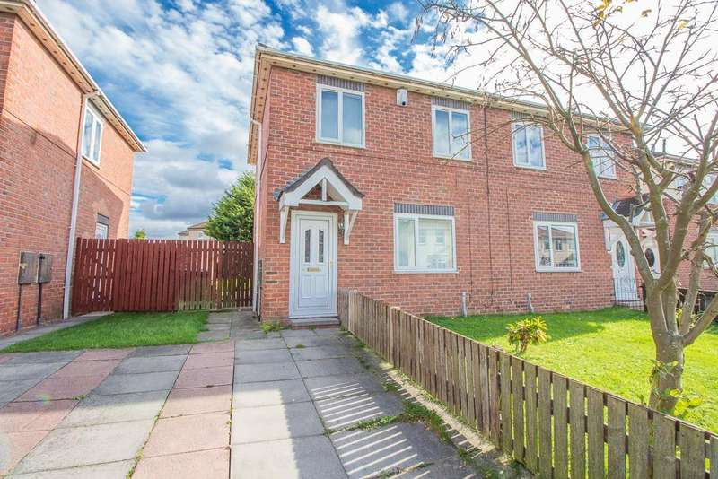 3 Bedrooms House for sale in Honeysuckle Avenue, South Shields