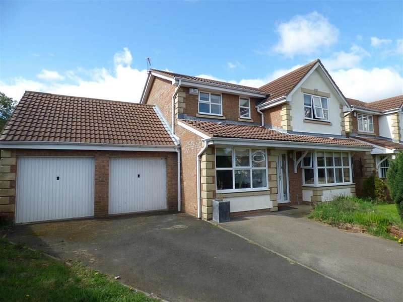 4 Bedrooms Detached House for sale in Granville Drive, Philadelphia, Houghton-Le-Spring