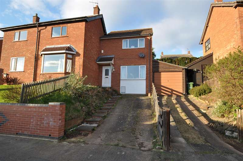 2 Bedrooms Semi Detached House for sale in Hollymount, Worcester