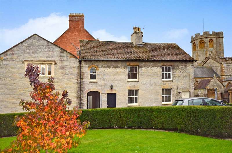3 Bedrooms Semi Detached House for sale in Broad Street, Somerton, Somerset, TA11