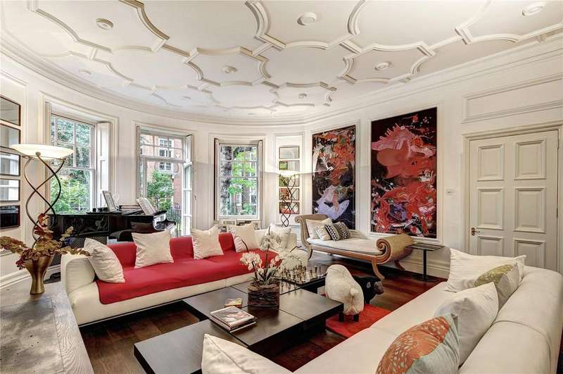 4 Bedrooms Flat for sale in Sloane Court West, Chelsea, London, SW3