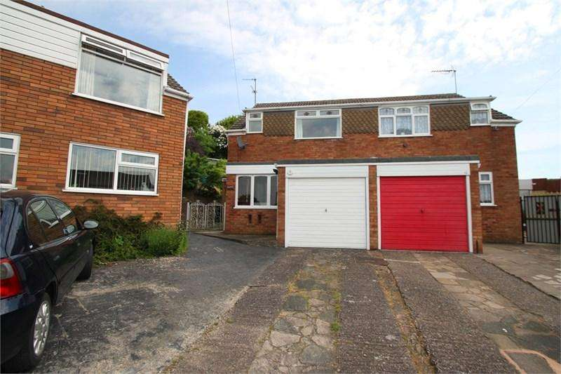 3 Bedrooms Semi Detached House for rent in Kingham Close, DUDLEY