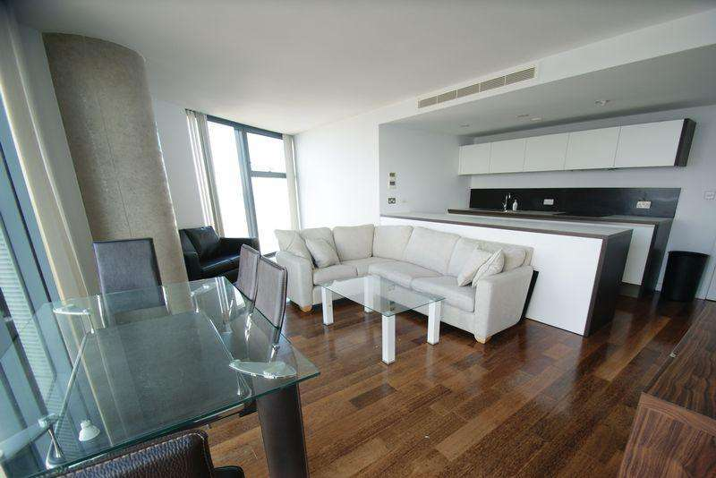 2 Bedrooms Apartment Flat for sale in West Tower