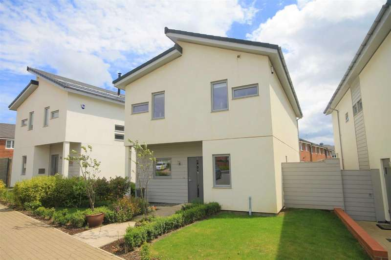 4 Bedrooms Detached House for sale in Bell Avenue, Bowburn
