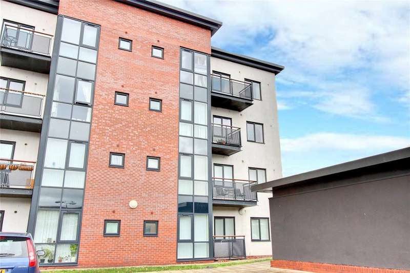 2 Bedrooms Flat for sale in Southwell Court, Middlesbrough