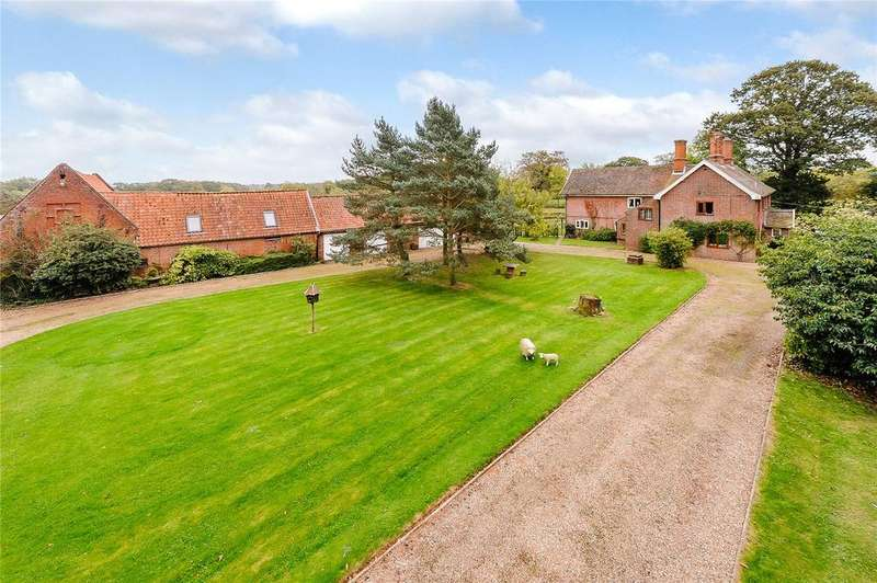 4 Bedrooms Unique Property for sale in London Road, Willingham St. Mary, Beccles, Suffolk, NR34