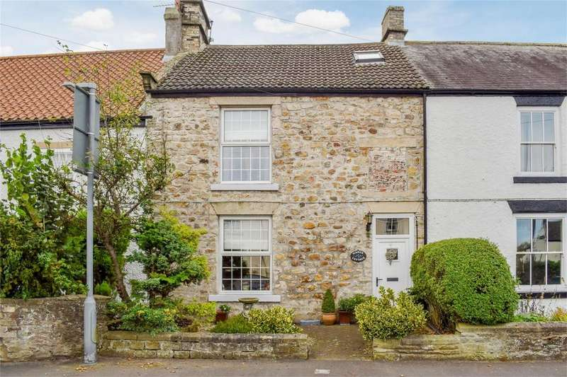 2 Bedrooms Terraced House for sale in Manor Cottage Front Street, Ingleton, Darlington, County Durham