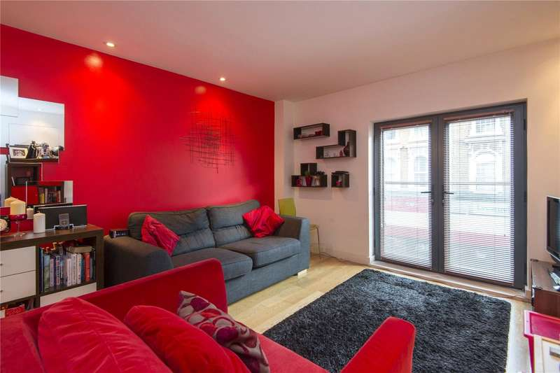 2 Bedrooms Flat for sale in Noble House, 255 Graham Road, London, E8