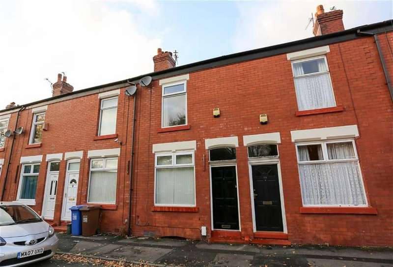 2 Bedrooms Terraced House for sale in Shaw Road South, Cale Green, Stockport