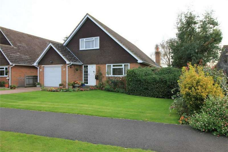 4 Bedrooms Detached House for sale in 14 Mill Close, WESTFIELD, East Sussex