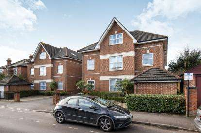 2 Bedrooms Flat for sale in Rose Road, Portswood, Southampton
