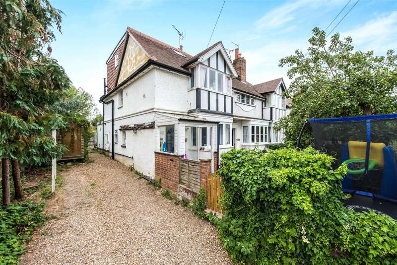 4 Bedrooms End Of Terrace House for sale in Portsmouth Road, Cobham, Surrey, KT11