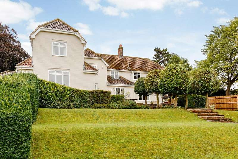 4 Bedrooms Detached House for sale in 18 Newnham Way, ASHWELL, SG7