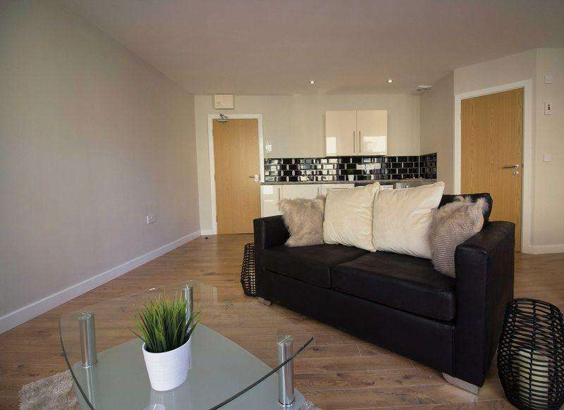 1 Bedroom Apartment Flat for sale in Hennymoor House, Bradford, Completed Development with 8% Net yield guaranteed for 3 years