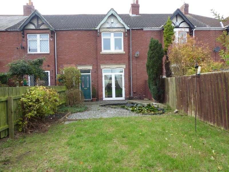 3 Bedrooms Terraced House for sale in Bolsover Street, Ashington