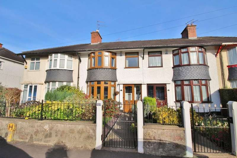 3 Bedrooms Terraced House for sale in Kingsland Road, Whitchurch, Cardiff