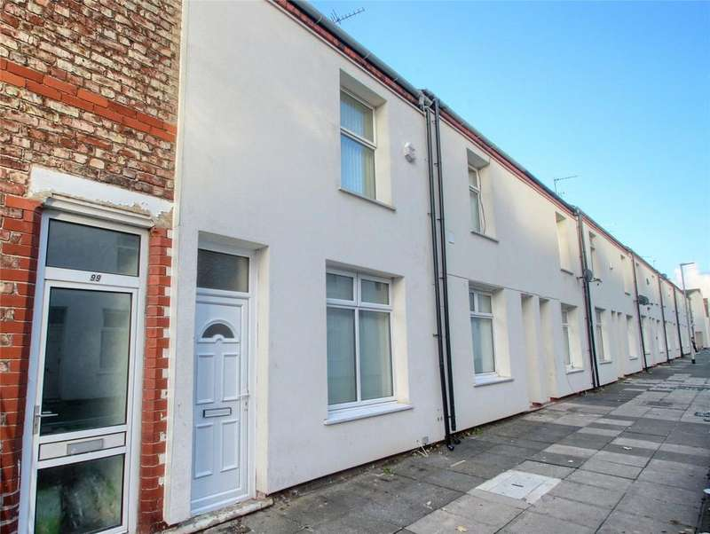 2 Bedrooms Terraced House for sale in Camden Street, Stockton-On-Tees