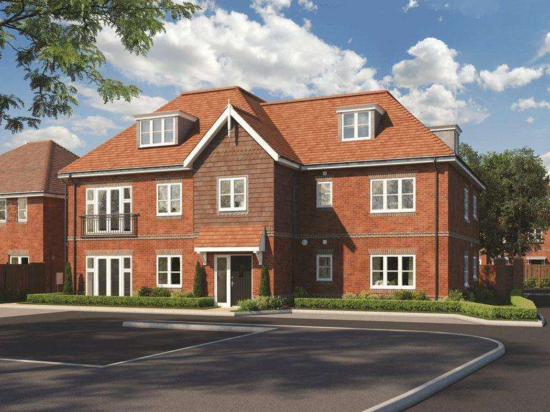 2 Bedrooms Apartment Flat for sale in GREAT BOOKHAM