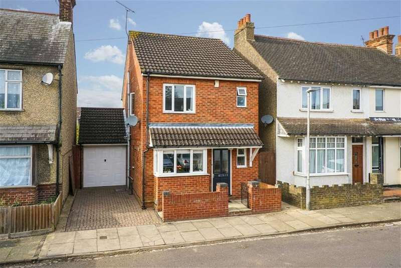 3 Bedrooms Detached House for sale in Beresford Road, St Albans, Hertfordshire