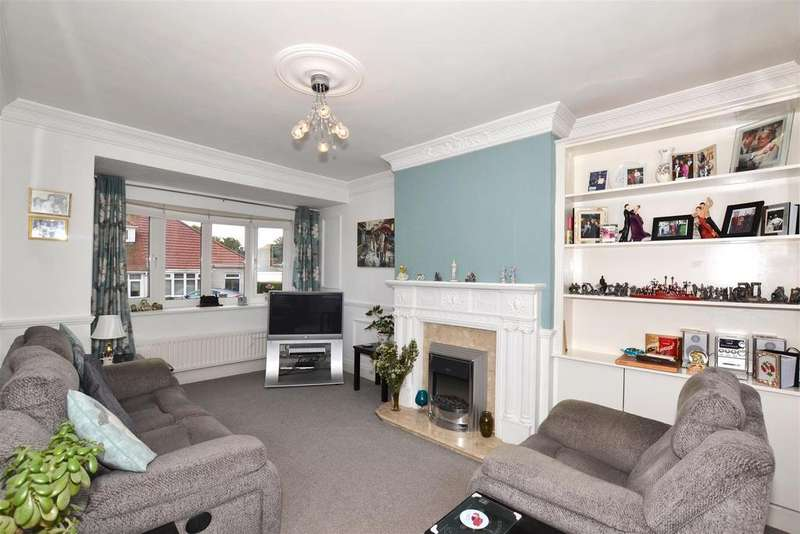 3 Bedrooms Semi Detached Bungalow for sale in Enid Avenue, Fulwell, Sunderland