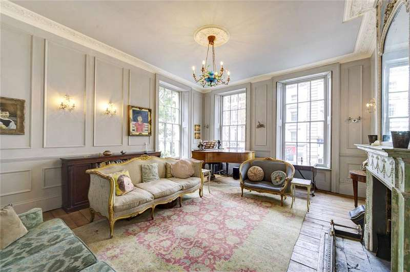 5 Bedrooms Semi Detached House for rent in High Holborn, Holborn, WC1V