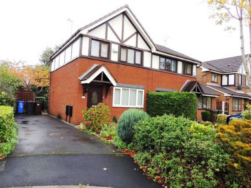 3 Bedrooms Semi Detached House for sale in Greenheys, Droylsden, Manchester