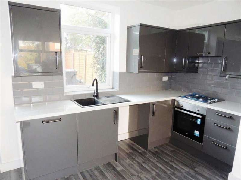 3 Bedrooms Semi Detached House for sale in Grange Drive, Blackley, Manchester