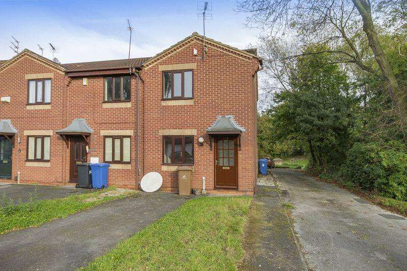 2 Bedrooms End Of Terrace House for sale in WILLSON AVENUE, LITTLEOVER