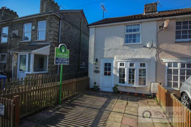 2 Bedrooms Property for sale in The Street, Corton, Lowestoft, NR32