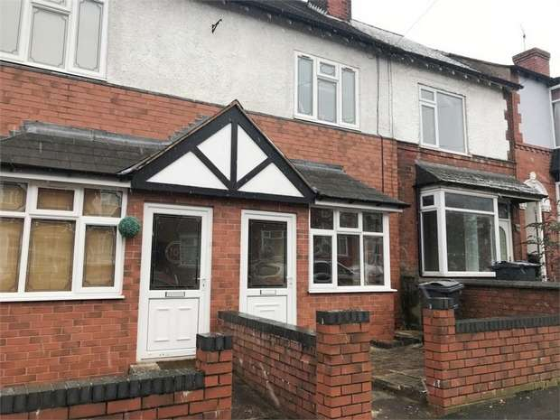 3 Bedrooms Terraced House for rent in Abbey Road, SMETHWICK, West Midlands
