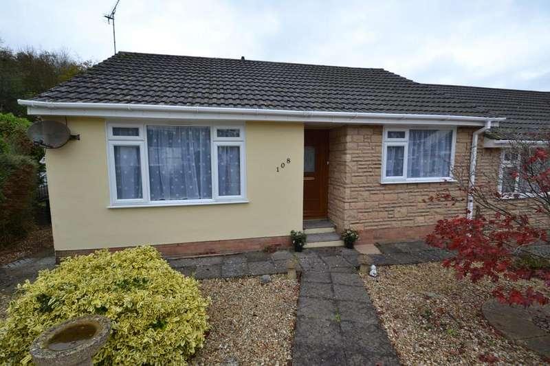 2 Bedrooms Semi Detached Bungalow for sale in Moreton Park Road, Bideford