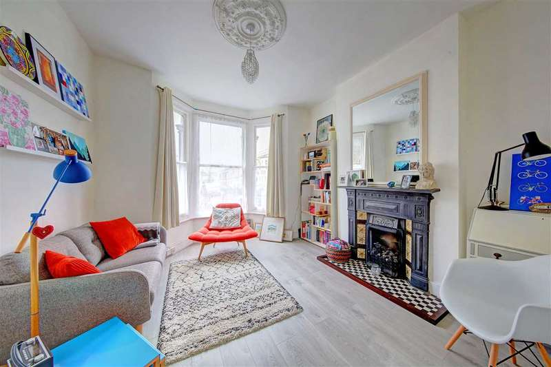 1 Bedroom Flat for sale in Craster Road, Brixton