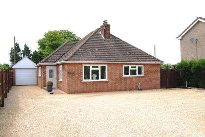 3 Bedrooms Bungalow for sale in West Winch, King's Lynn, Norfolk
