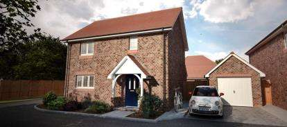 3 Bedrooms Detached House for sale in Hunts Pond Road, Titchfield Common, Hampshire