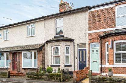 3 Bedrooms Terraced House for sale in Booths Hill Road, Lymm, Warrington, Cheshire