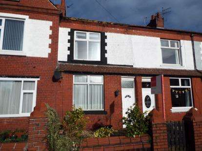 2 Bedrooms Terraced House for sale in Higher Walton Road, Walton-Le-Dale, Preston, Lancashire