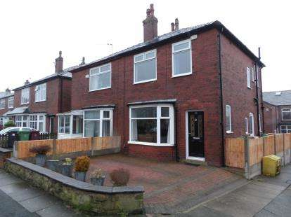 3 Bedrooms Semi Detached House for sale in Trawden Avenue, Smithills, Bolton, Greater Manchester