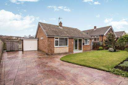3 Bedrooms Bungalow for sale in Lady Crosse Drive, Whittle-Le-Woods, Chorley, Lancashire
