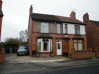 3 Bedrooms Semi Detached House for sale in Bedford Street, Crewe, Cheshire