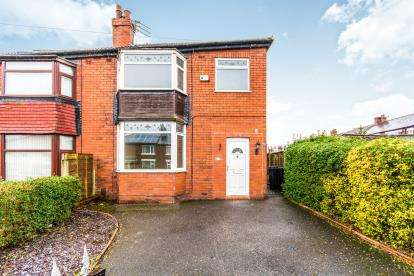 4 Bedrooms End Of Terrace House for sale in Fleet Street, Hyde, Greater Manchester