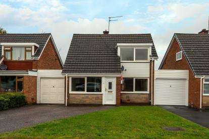 3 Bedrooms Link Detached House for sale in Holly Drive, Stafford