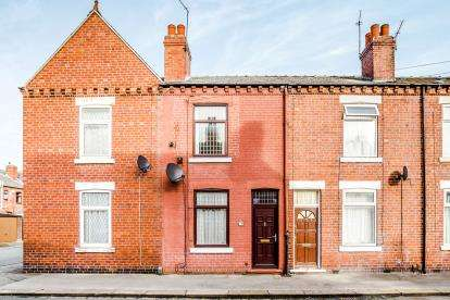 2 Bedrooms Terraced House for sale in Fieldhouse Street, Wakefield, West Yorkshire