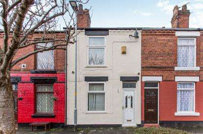 2 Bedrooms Terraced House for sale in Fairclough Avenue, Warrington, Cheshire