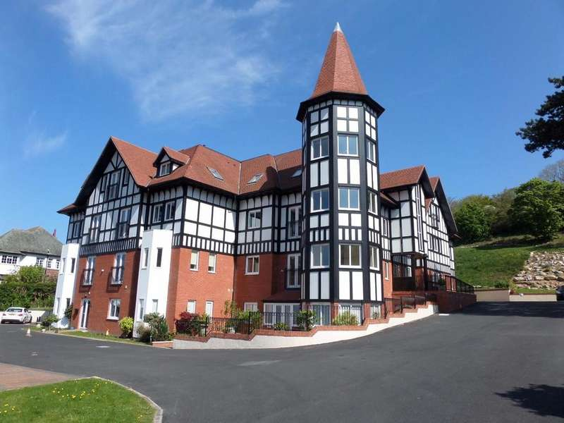 2 Bedrooms Apartment Flat for sale in Bryn Y Bia Heights, Bryn Y Bia Road, Llandudno
