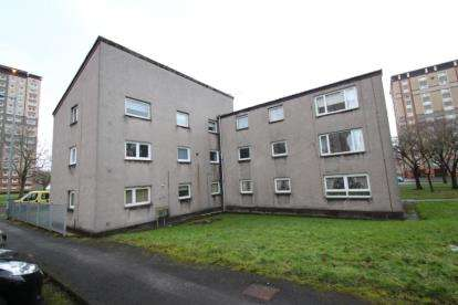3 Bedrooms Flat for sale in Airbles Street, Motherwell, North Lanarkshire