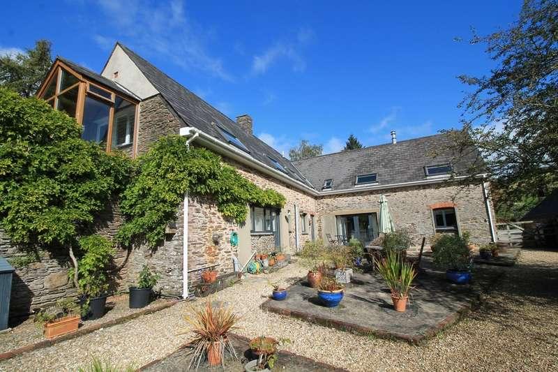 5 Bedrooms Detached House for sale in Ledstone, Kingsbridge