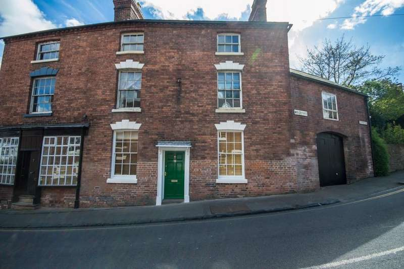 1 Bedroom Ground Flat for sale in Welch Gate, Bewdley